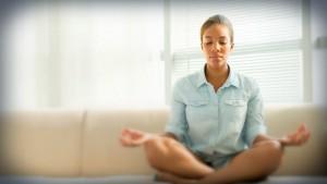 O desafio de meditar em casa