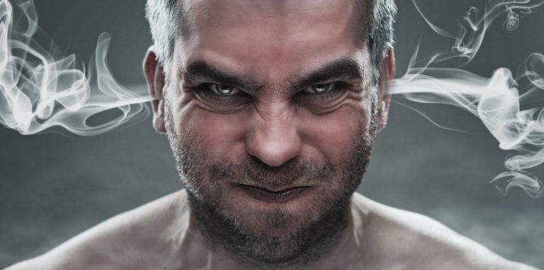 como controlar a raiva autodomínio