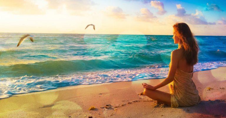 meditação cura