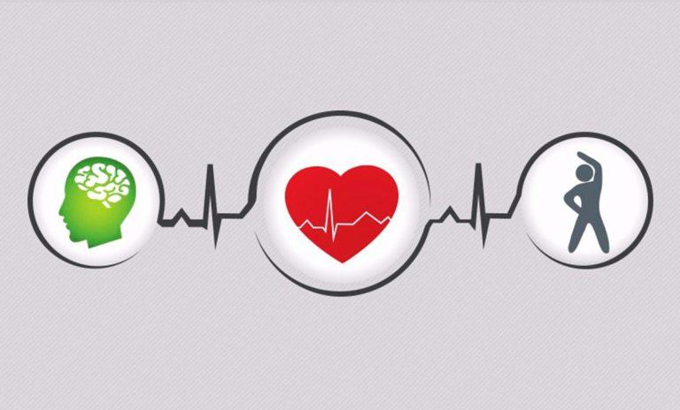 Cura corpo, mente e coração