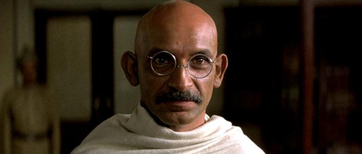 Filmes Motivacionais: Gandhi