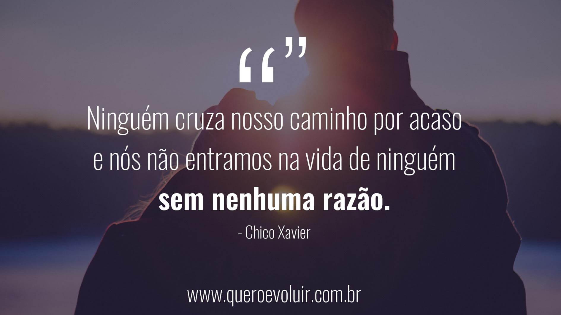 frases de amor verdadeiro Chico Xavier