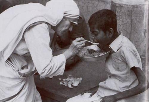 O que é Empatia - Madre Teresa